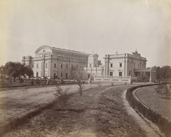 Lahore Gardens - Lawrence & Montgomery Halls.